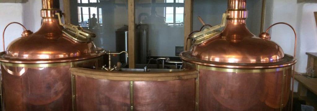 Pivovarské stroje - zařízení pro výrobu mladiny