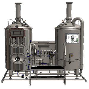 XBH - Megszüntetett sörkészítő gépek