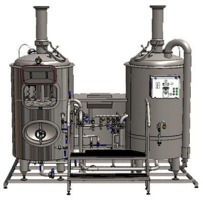 XBH - Canceled wort brew machines