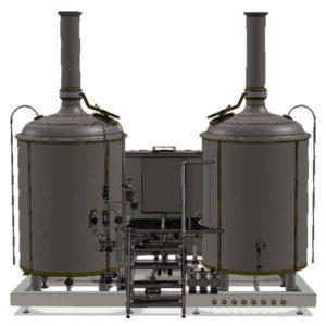 MODULO LITE-ME 1000 : Wort brew machine – the brewhouse