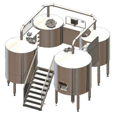 BQD - Wort brew machines QUADRANT