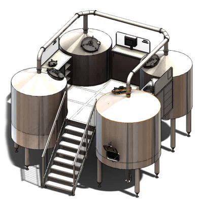 QUADRANT : wort brew machines
