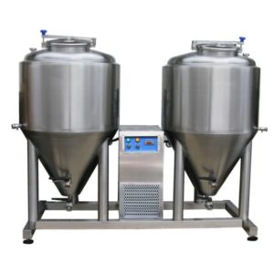 FUIC with insulated fermenters 3.0 bar