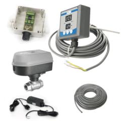 TTMMCS1-6A Vietinė bako temperatūros rankinė matavimo ir valdymo sistema 6 vienetų aušinimo zonos fermentatorių vnt.