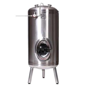 """DBTVN-1000S Serving tank 1000L """"bag-in-box"""", vertical, non-insulated, stainless-steel"""