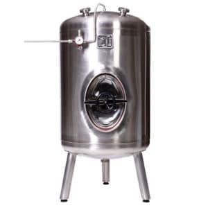 DBTVN - Bier-Tanks, vertikal, nicht isoliert