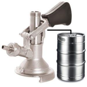 DHK : Dispense heads for kegs