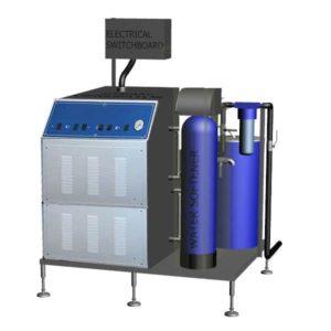ESG-90MWT Elektrický parní generátor kompaktní 90kg / hod