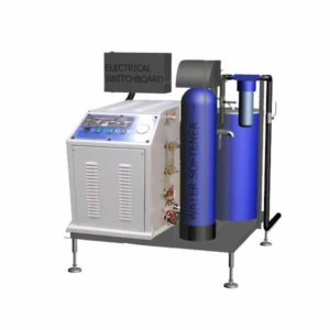 ESG-26MWT hot steam generator with all accessories