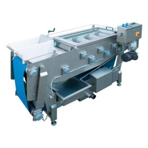 FBP-1200-A : Fruit belt press 1200 kg/hour