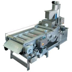 FBP-4500A Fruit belt press 4500 kg/hour