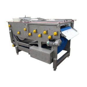 FBP-2400-A : Fruit belt press 2400 kg/hour