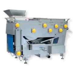 FBP-500A Fruit riempers 500 kg / uur