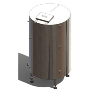 ITWT-200 Ice treated water tank 200 liters