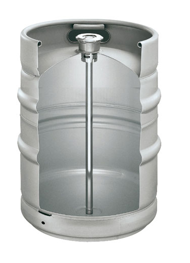 keg 30 rez 01 - KEG-20-DIN European stainless steel beer barrel DIN KEG 20 liters