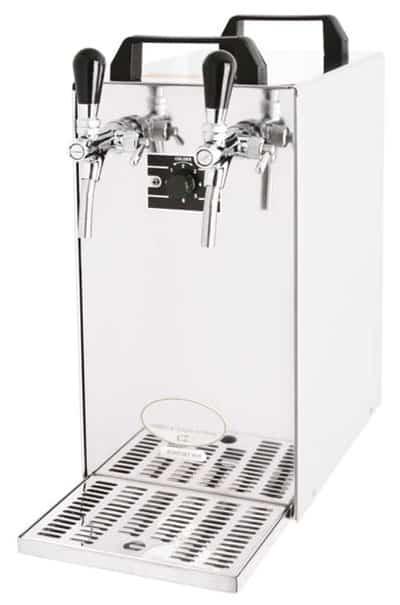 kontakt 40 big - DBCS-40xCO Compact Beer Cooling System / CO2 valve  / without compressor