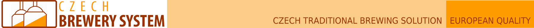 체코 양조장 시스템