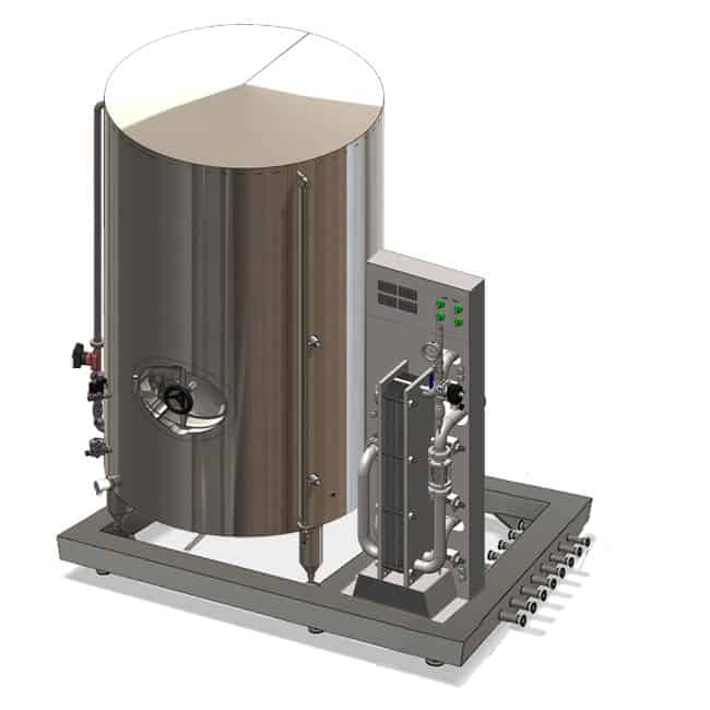 modulo wcu unit 1000 1 - MODULO CLASSIC 250 : Wort brew machine – the brewhouse