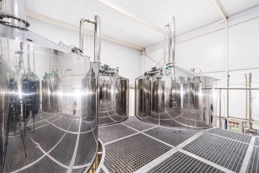 oppidum 6000 brewhouse 01 - BREWORX OPPIDUM 6000 : Wort brew machine - the brewhouse