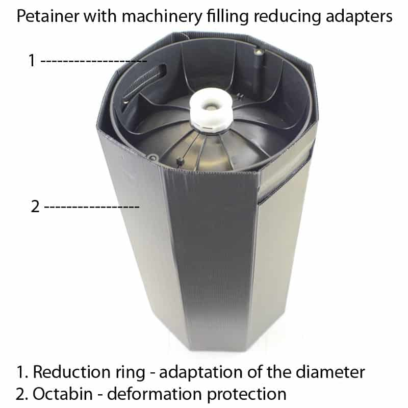 petainer-machine-filling-reductors