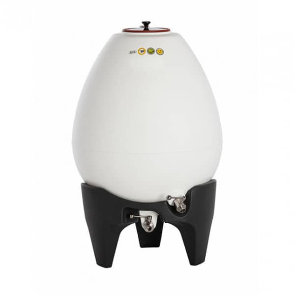 plastic fermentation egg 600x600 1 - BREWMASTER BM-200 Compact wort brew machine - the 230L brewhouse - bwm-bbm, bbm, hbw
