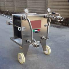 PLF-I40 Plate filter 400×400