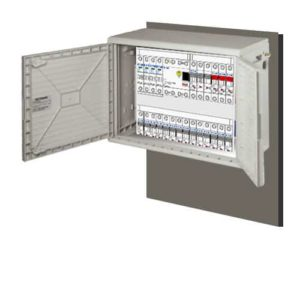 SSC-ECCEM250 Electric power switch cabinet for CEM-250 Compact energy-modul for breweries Modulo 250