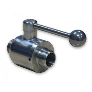 HBA-SBV-01 Malý kulový kohout